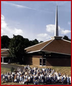Congregation Outside